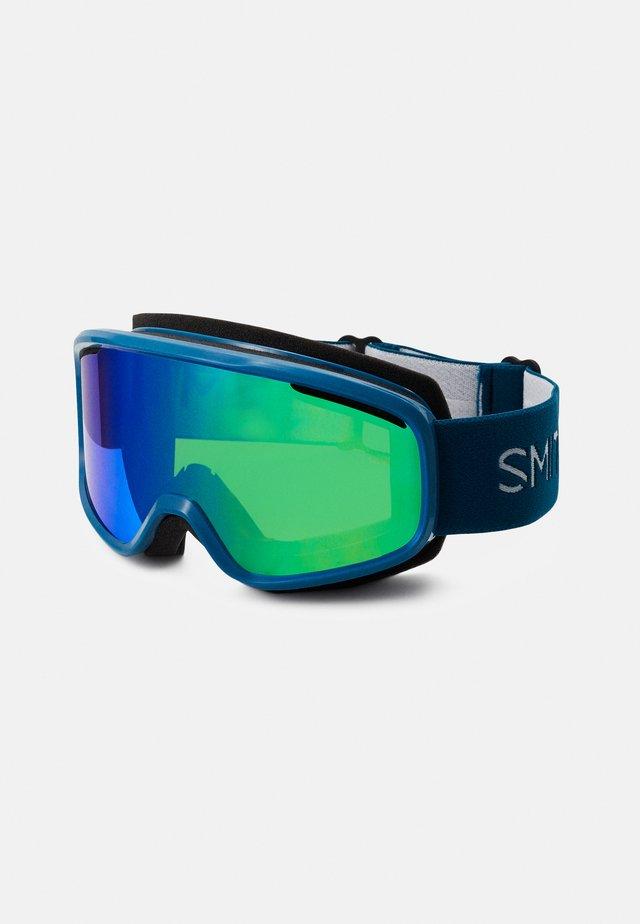 VOUGE - Ski goggles - green sol mirror
