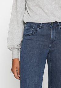 ONLY - ONLRAIN LIFE - Jeans Skinny Fit - dark blue denim - 3
