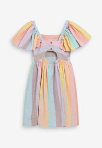 Next - RAINBOW  - Day dress - multi-coloured - 1