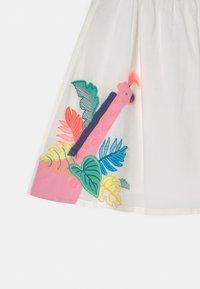 Marks & Spencer London - GIRAFFE DRESS - Sukienka letnia - white - 2