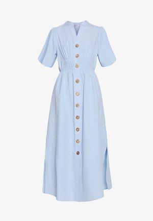 CINCHED WAIST DRESS - Robe d'été - blue