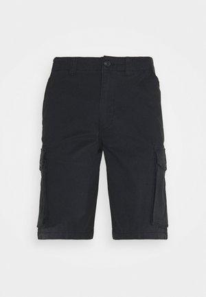 SLHAIDEN CARGO - Shorts - black