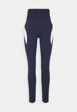 LEGGINGS - Tights - blau