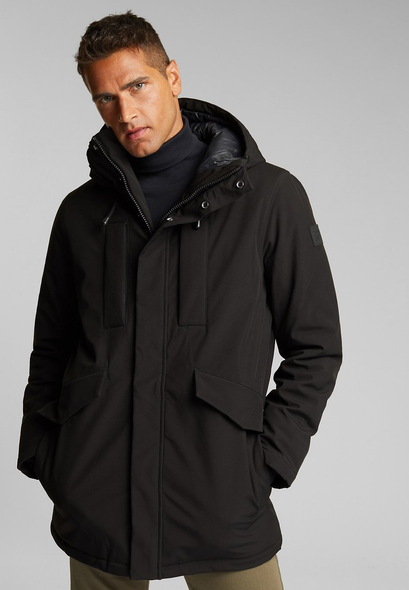 Esprit - Winter jacket - black