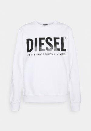 ECOLOGO - Sweatshirt - white