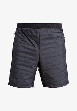 SUBZ SHORTS - Sportovní kraťasy - black