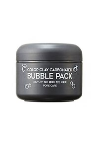 G9 - COLOR CLAY CARBONATED BUBBLE PACK - Maschera viso - - - 2