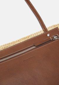 Marc O'Polo - LAURI - Tote bag - maroon brown - 4