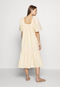 Stella Nova - BERA - Day dress - yellow/white - 2