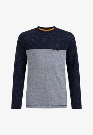 JONGENS MET DESSIN - Long sleeved top - blue