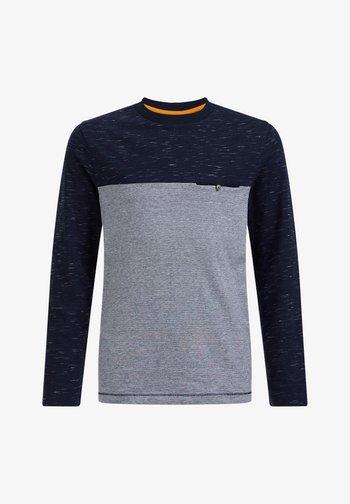 JONGENS MET DESSIN - Maglietta a manica lunga - blue