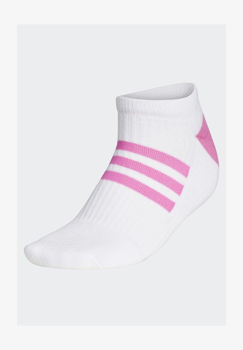adidas Performance - Sports socks - white