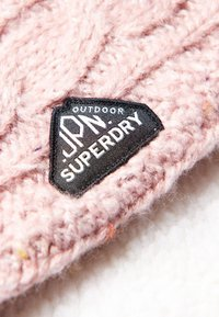 Superdry - GRACIE CABLE - Snood - medium aged tp - 1