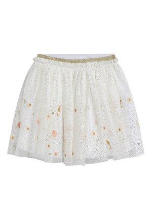 TUTU  - A-line skirt - white