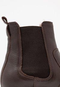 Bisgaard - Zimní obuv - dark brown - 2