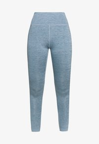 ONE - Legging - valerian blue/white