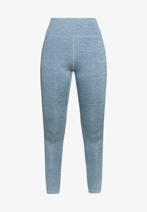 ONE - Legginsy - valerian blue/white