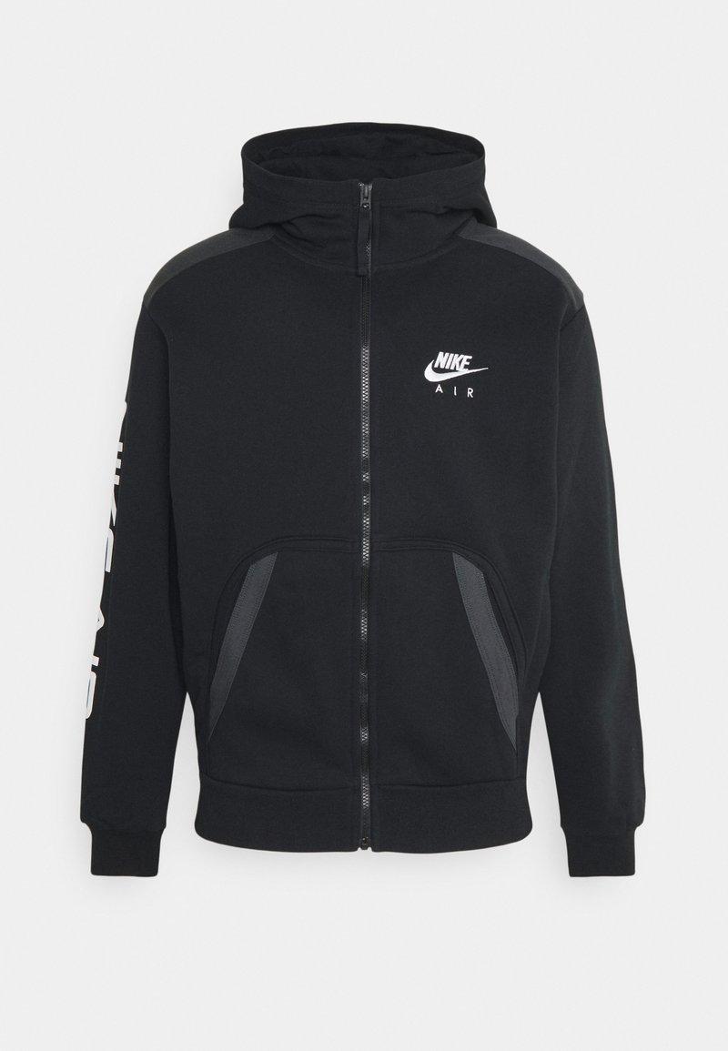 Nike Sportswear - HOODIE - Huvtröja med dragkedja - black