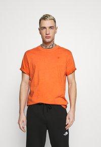 G-Star - LASH  - T-shirt - bas - tangerine - 0