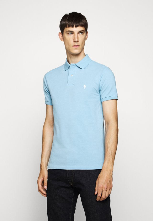 SLIM FIT MODEL  - Poloshirt - powder blue
