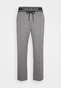 Calvin Klein Jeans - Tracksuit bottoms - grey heather - 3
