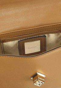 Kazar - NEW ELADOR - Bolso de mano - brown - 4