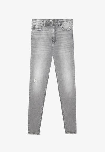 01450400 - Jeans Skinny Fit - grey