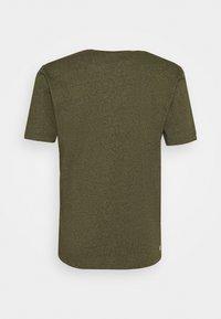 Lacoste Sport - HERREN - T-shirt - bas - brome chine - 1