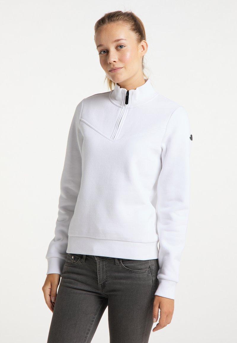 ICEBOUND - Sweatshirt - weiss