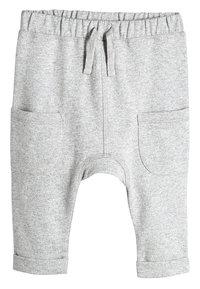 Next - Teplákové kalhoty - grey - 1
