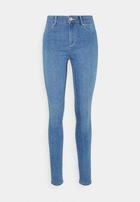 ONLY - ONLGLOBAL MID BOX - Jeans Skinny Fit - light blue denim - 3