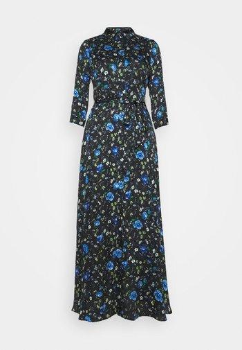 I SAVANNAH - Vestito lungo - blue