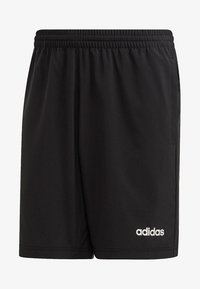 adidas Performance - TRAINING SHORTS - Pantalón corto de deporte - black - 5