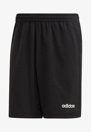 TRAINING SHORTS - Sports shorts - black