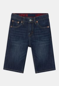 Levi's® - PERFORMANCE  - Jeans Short / cowboy shorts - dark blue denim - 0