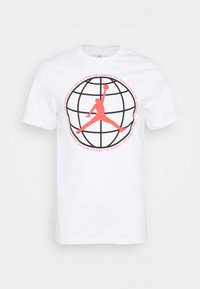Jordan - MOUNTAINSIDE CREW - Print T-shirt - white - 0