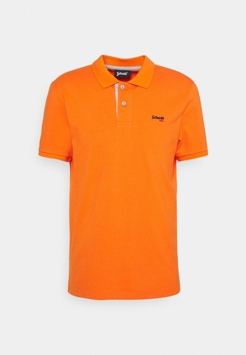 Schott - PSMILTON - Polo shirt - orange