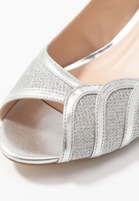 Paradox London Wide Fit - WIDE FIT JUNO - Spuntate - silver - 2