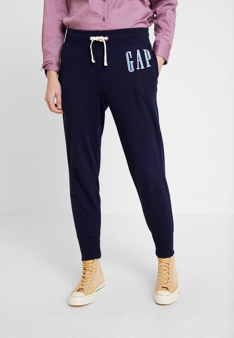 GAP - Teplákové kalhoty - navy uniform