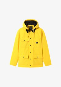 Vans - DRILL CHORE COAT - Übergangsjacke - lemon chrome - 3