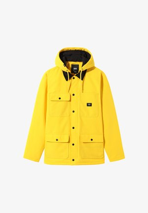 DRILL CHORE COAT - Light jacket - lemon chrome