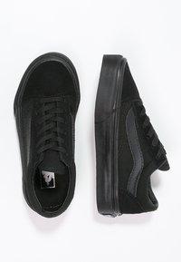 Vans - OLD SKOOL - Zapatillas - black - 1