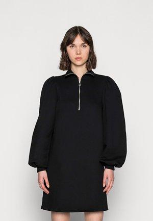 NANKITA ZIPPER DRESS - Day dress - black
