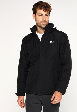 DUBLINER INSULATED JACKET - Impermeable - black