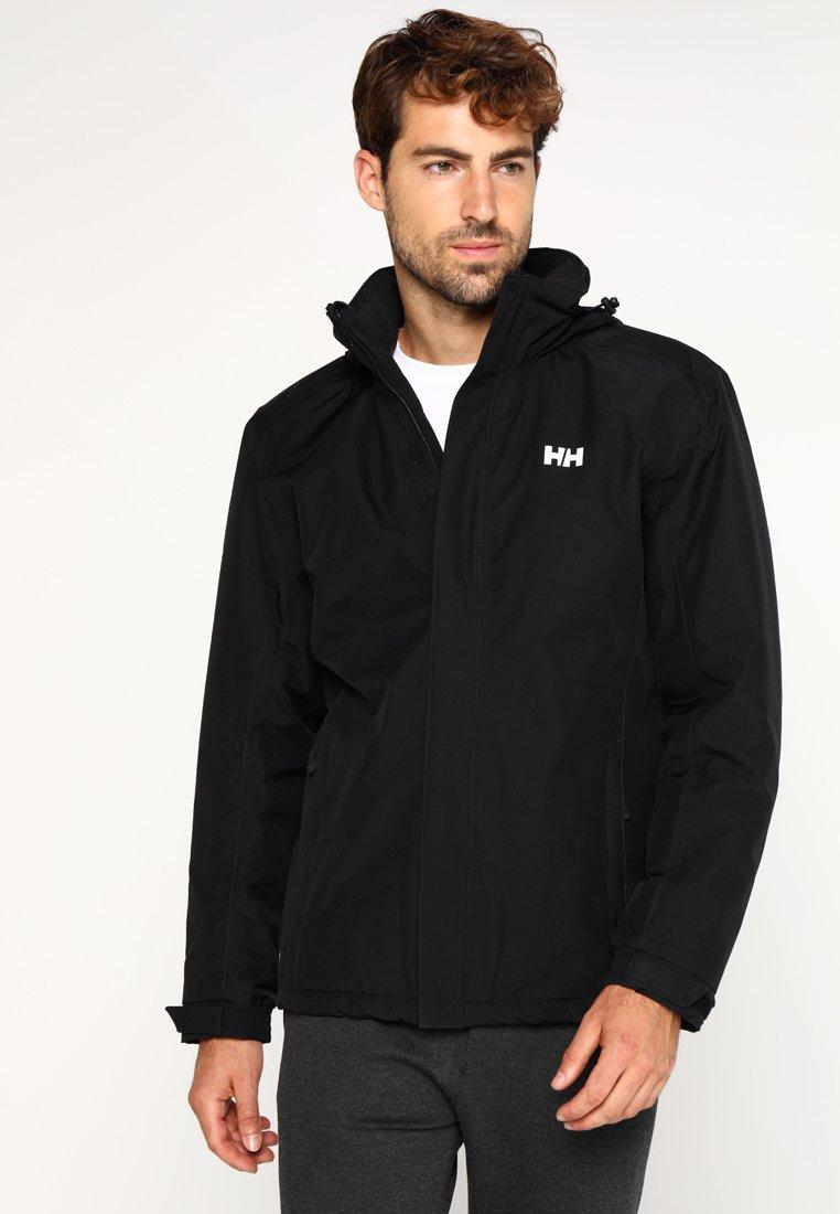 Helly Hansen - DUBLINER INSULATED JACKET - Waterproof jacket - black