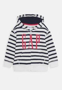 GAP - veste en sweat zippée - new off white - 0