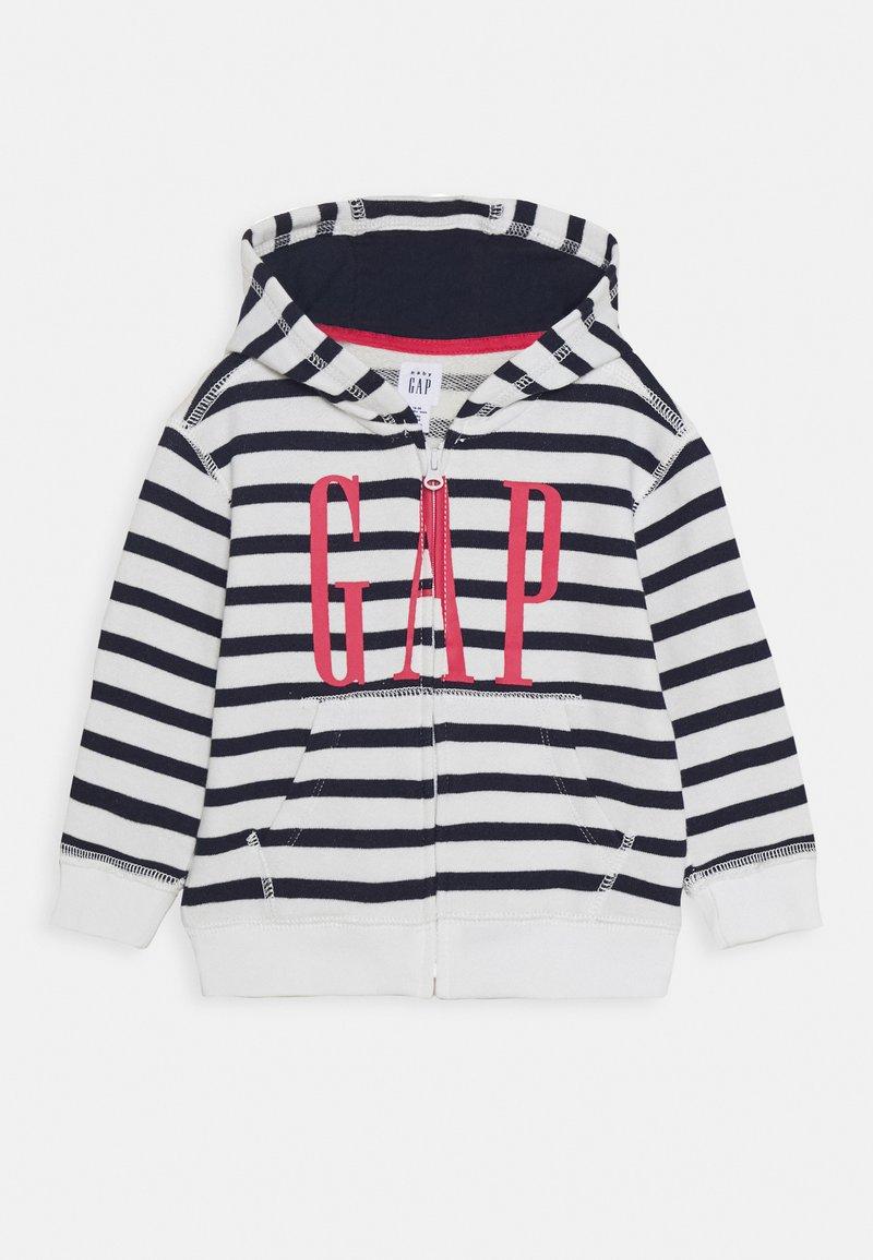 GAP - veste en sweat zippée - new off white