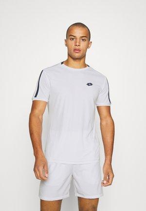 SQUADRA II TEE - T-shirt print - bright white