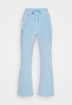 JOGGERS - Tracksuit bottoms - blue