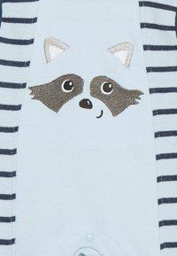 Jacky Baby - NATIVE RACCOON SET - Jumpsuit - blue - 2